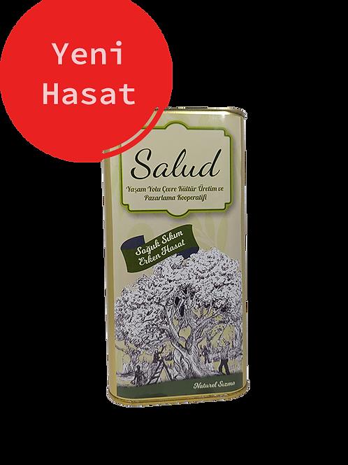 Salud Naturel Sızma Zeytinyağı 1 lt - YENİ HASAT