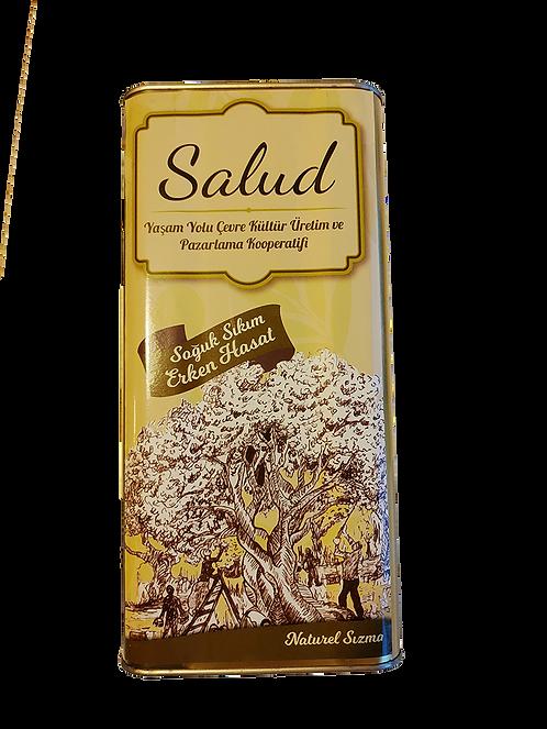 Salud Naturel Sızma Zeytinyağı 5 lt