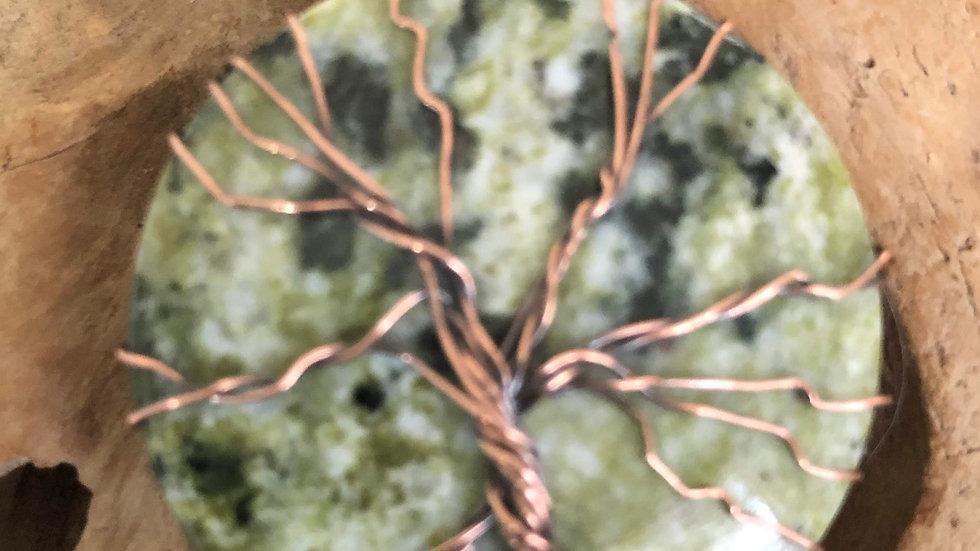 Jasper Tree of Life