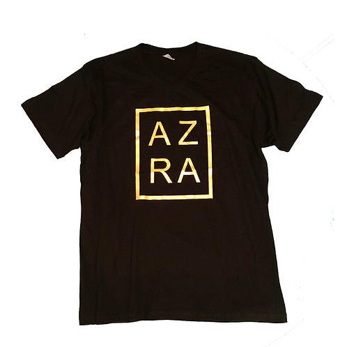 AZRA EMBLEM T SHIRT (Unisex-Crew Neck)