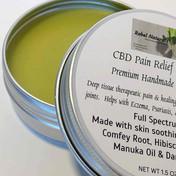 CBD Pain Salve