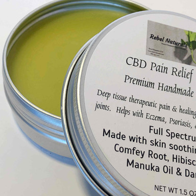 CBD Pain Salve