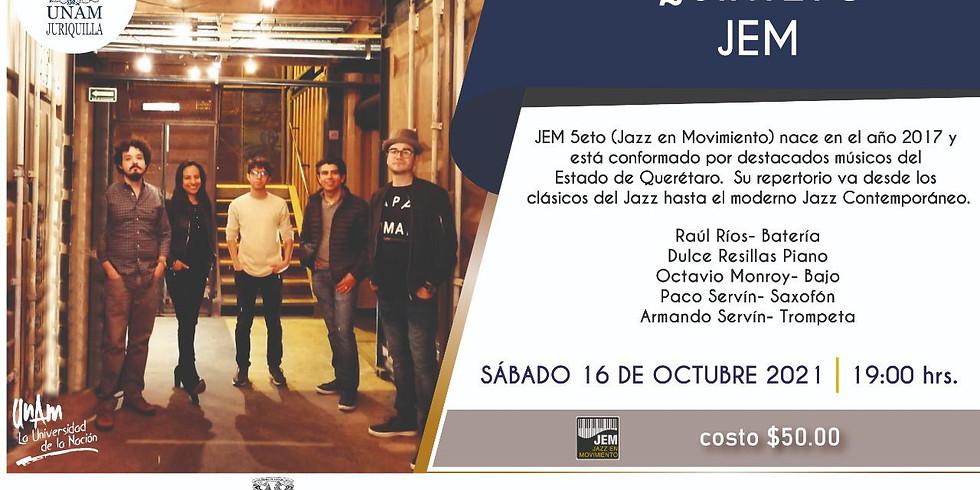 JEM 5eto en el Centro Académico Cultural (CAC) de la UNAM