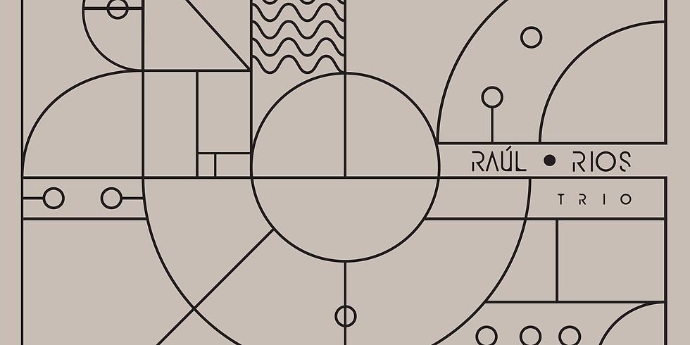 """Presentación Disco """"NOUS"""" Raúl Ríos Trío"""