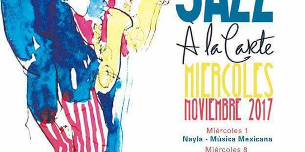 Jazz en Movimiento en GDL
