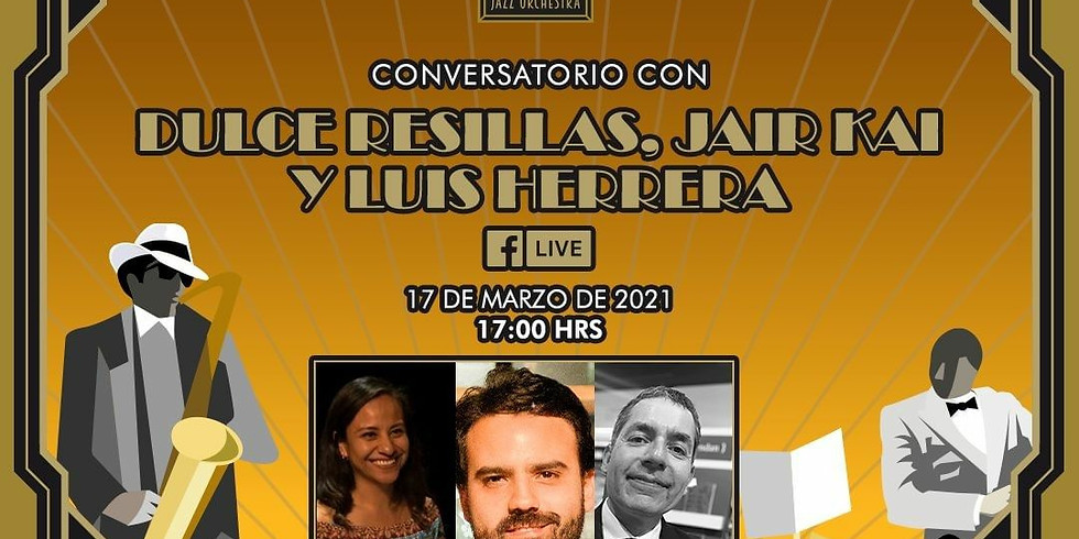 Conversatorio con Xalapa Jazz Orchestra
