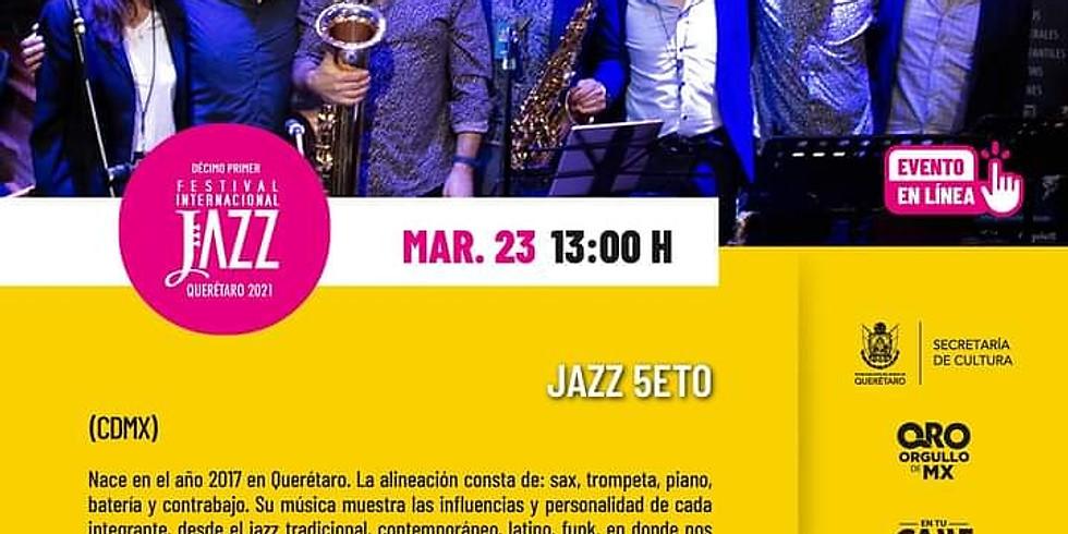 Jazz 5eto en FIJVQ 2021