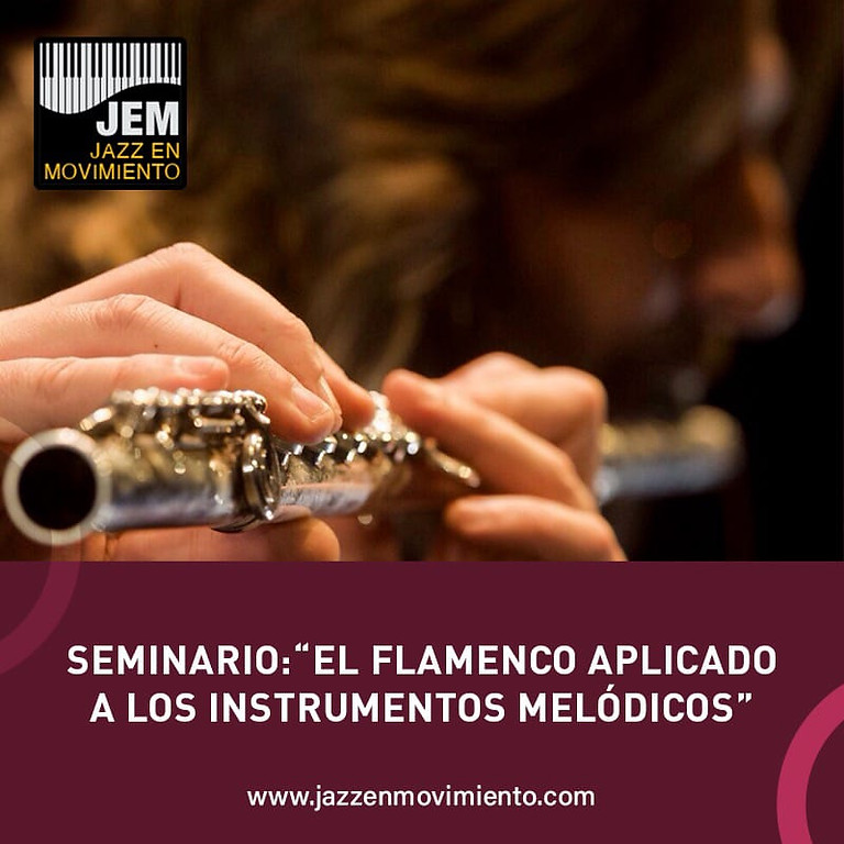 Máster class online de flamenco con Juan Parrilla