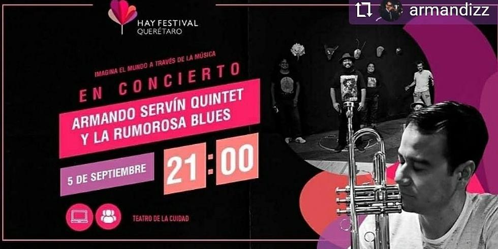 Hay Festival/Armando Servín 5et