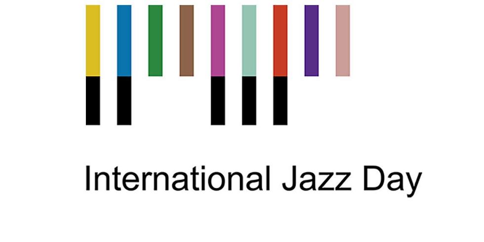 Día internacional de Jazz #JazzDayatHome