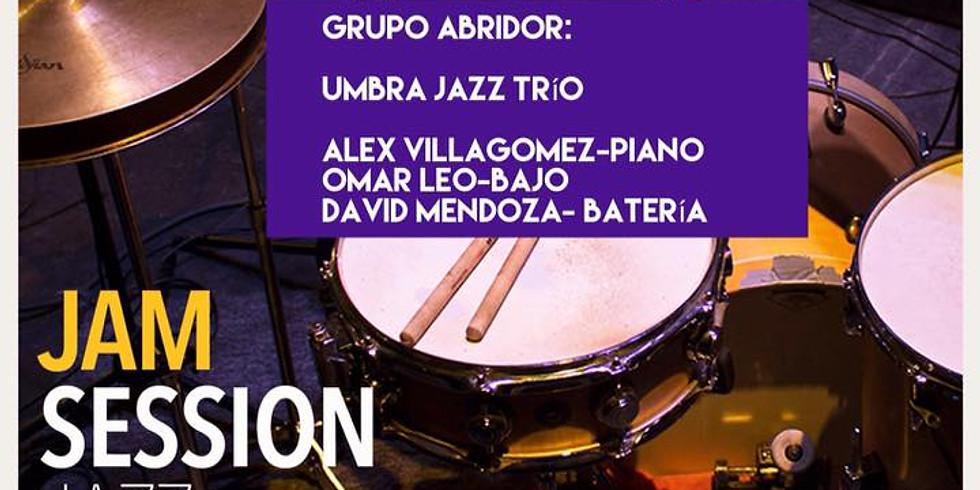 Jam Session con UMBRA Jazz Trío