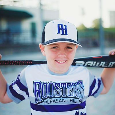 Brody - Baseball 2018