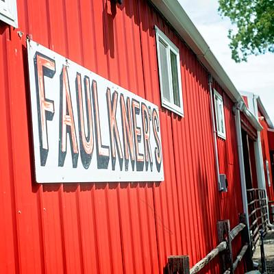 Faulkner's Pony Party