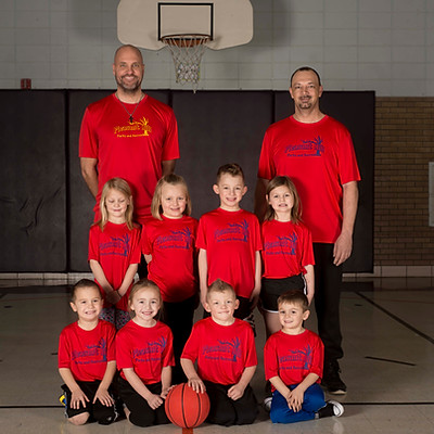 Youth Basketball-Zayne