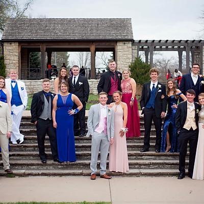 PHHS Prom - Kelley