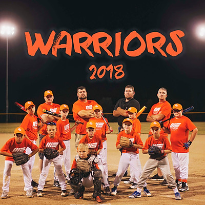 Warriors Baseball 2018
