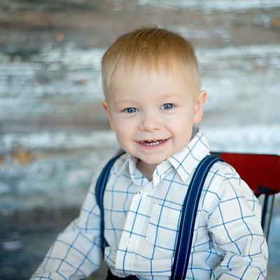 Owen is 2!