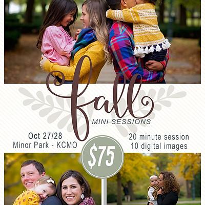 Fall Mini's 2018