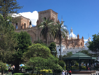 Cuenca – Parce Nacional Cajas