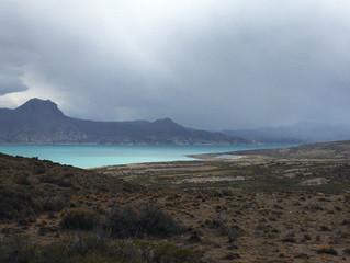 Grenzübertritt – Argentinien/Chile - auf dem Paso Robalo