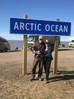 Auf dem Dempster Highway zum Arktischen Meer