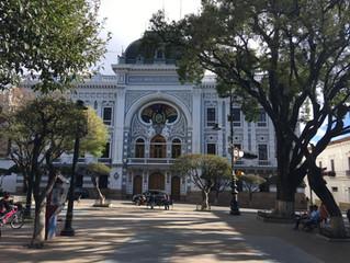 Von Sucre über La Paz nach Copacabana am Titicacasee