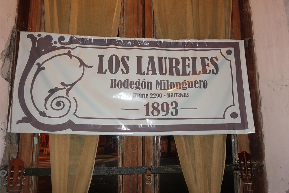 Ältestes Tanzlokal in Buenos Aires