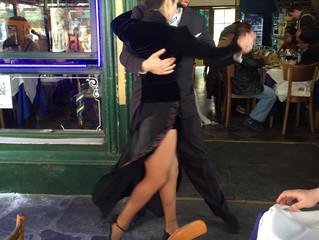 La Boca - Geburtsstätte des Tango Argentino