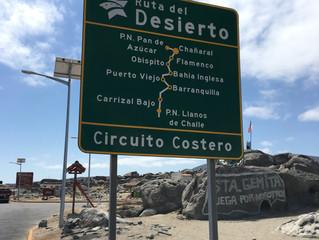 Durch die Atacama Wüste bis San Pedro
