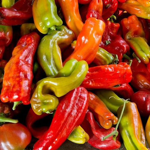 Anaheim Chili Pepper - 50 Seeds