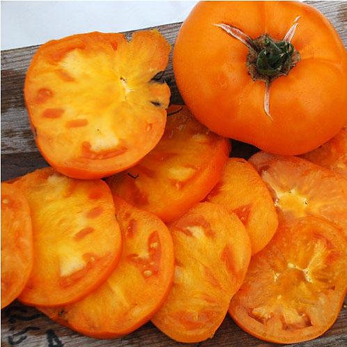 Brandywine Yellow Tomato - 75 Seeds