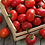 Thumbnail: Red Cherry Sweet Pepper - 50 Seeds