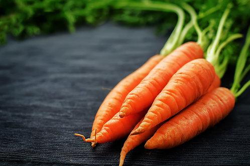 Scarlet Nantes Carrot - 1000 Seeds