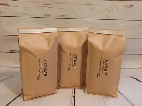 3 Bags of AZOMITE, Granular 5lb Bag - Limit One Per Customer
