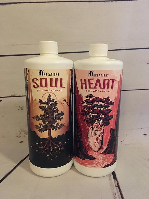 Soil Amendment Package - Heart & Soul