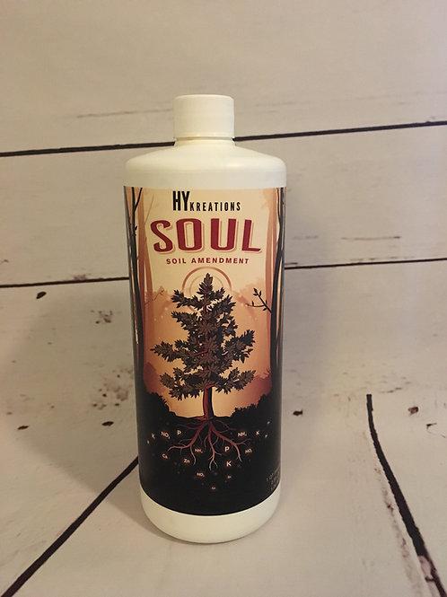 Soul 32oz Bottle - High Quality Soil Amendment