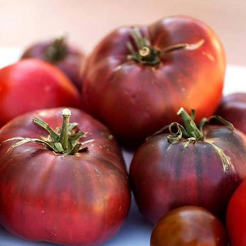 Purple Cherokee Tomato - 25 Seeds