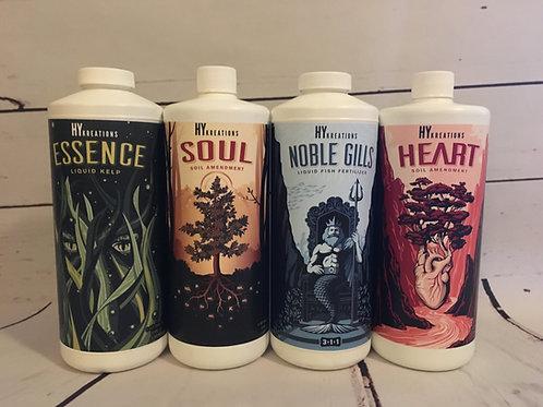 Full Wisdom Line - NOBLE GILLS, ESSENCE, HEART & SOUL