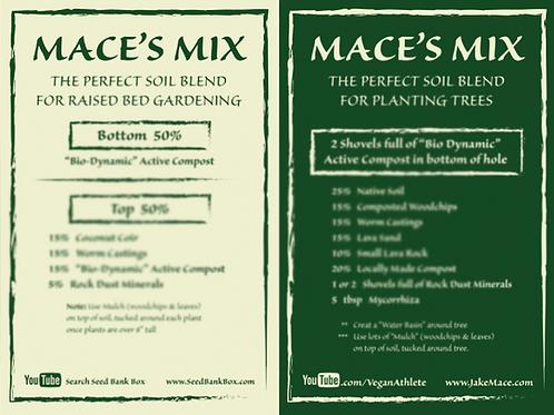 Mace's Mix Card