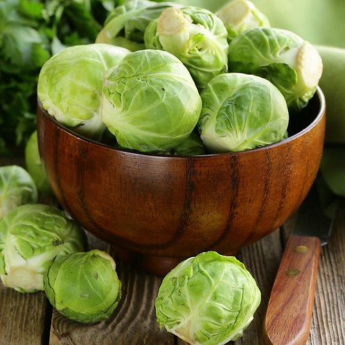 Brussels Sprouts - Long Island Improved - 500 Seeds