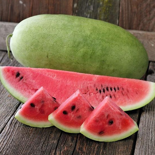 Charlseton Grey Watermelon - 25 Seeds