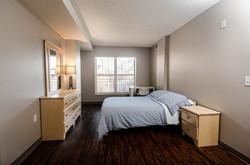 Bedroom Layout 2 - Furnished