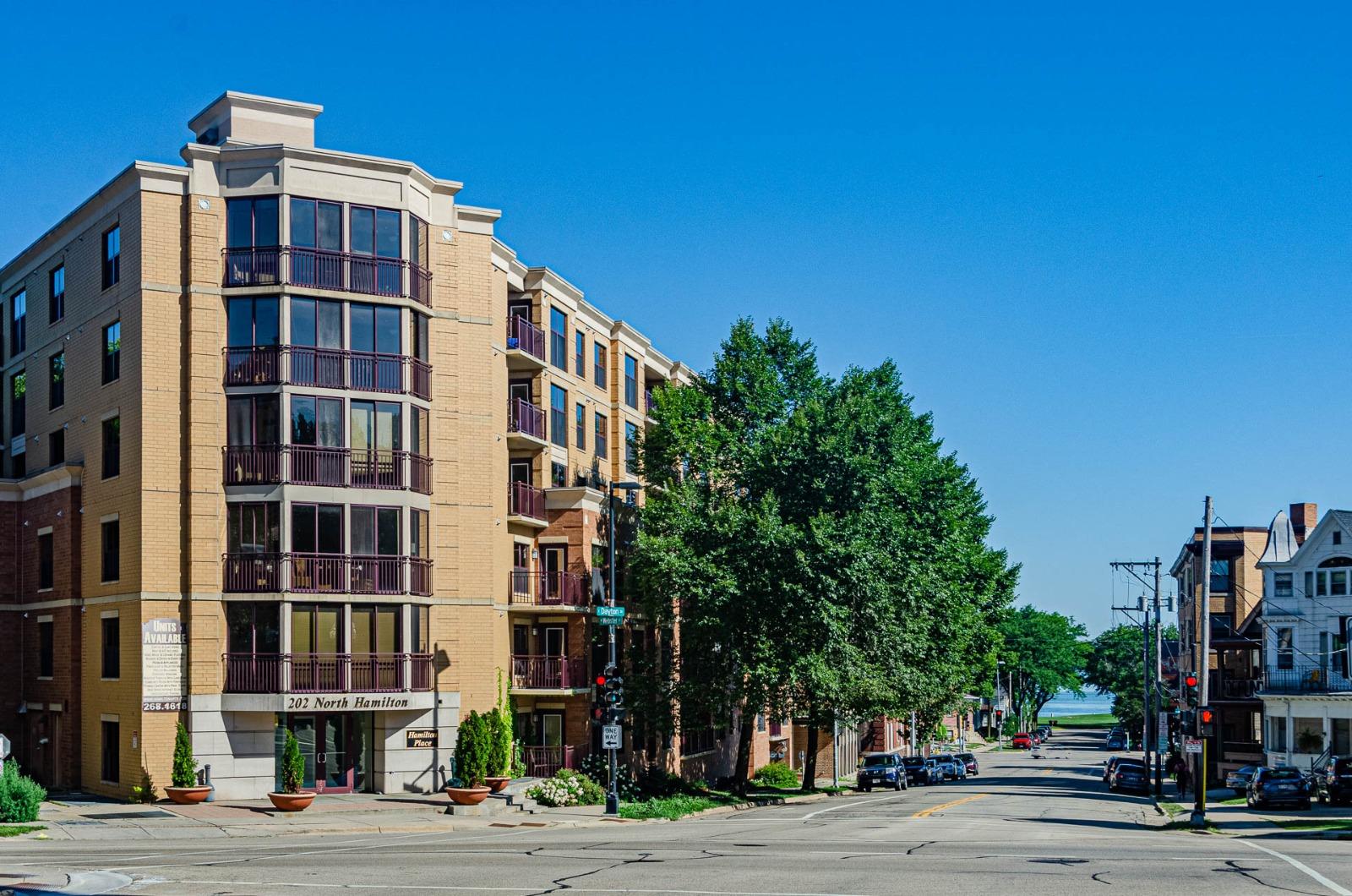 Hamilton Place Property
