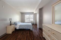 Bedroom Layout 1 - Furnished
