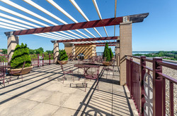 Penthouse Rooftop Terrace