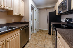Kitchen with Laundry Layout 1
