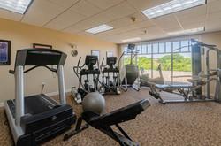 Penthouse Fitness Center