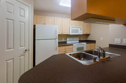 Kitchen with Closet Layout 2