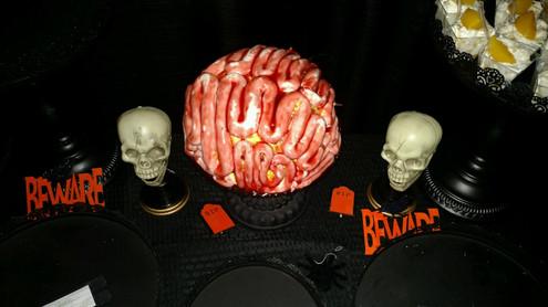 Brain Cake