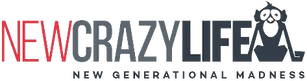 new crazy life logo